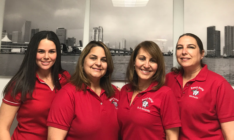 Beach-Dental-Center-Team